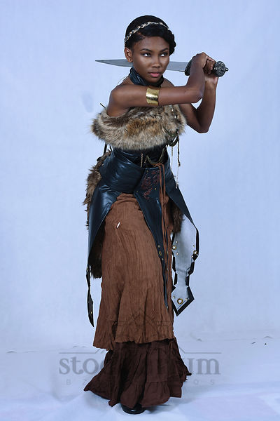 Tribal Chieftess