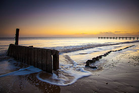 Happisburgh Sunrise