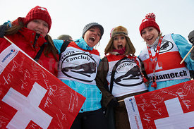 St.Moritz Corviglia FIS 5th LADIES. DOWNHILL