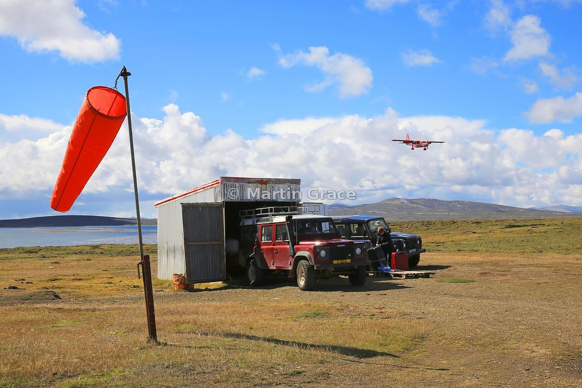 Martin Grace Photography | FIGAS (Falkland Islands Government Air