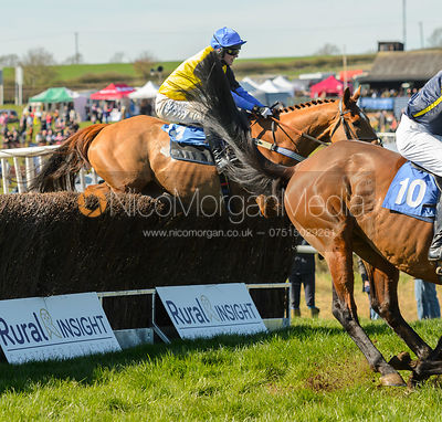 - Race 3 Intermediate - The Belvoir Point-to-point 2017