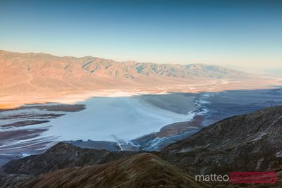 Dante's view, Death valley National park, USA