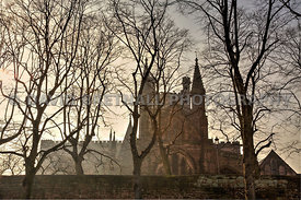 Chester Cathedral & Walls