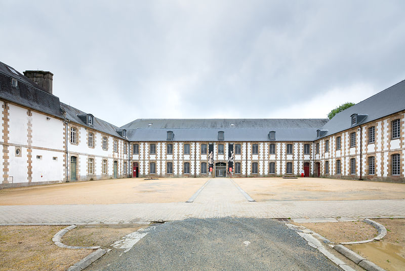 Espaces des Sciences, Morlaix // Overview Before Renovation