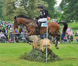 Jamie Atkinson and CELTIC FORTUNE - Event Rider Masters CIC***