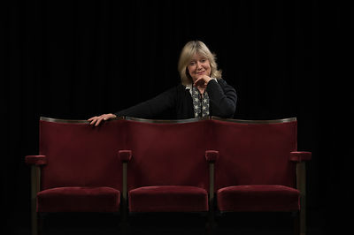 Joanna David Takes a Seat with New Theatre Royal