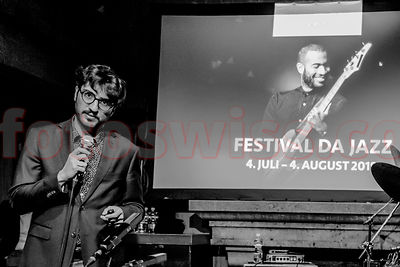 Presound Night - low res b/w - Festival da Jazz 2019