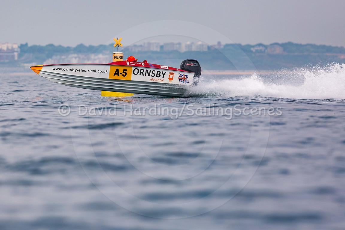 Sailing Scenes | Ornsby Electrical, A-5, Fortitudo Poole Bay