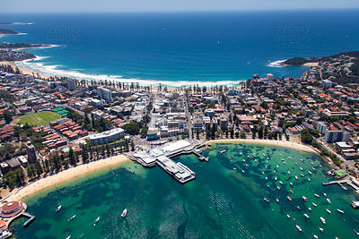 Manly and Bondi