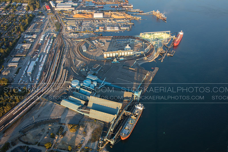 Kinder Morgan Canada Terminals