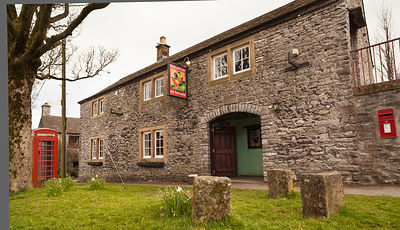The Cock and Pullet in Sheldon Derbyshire