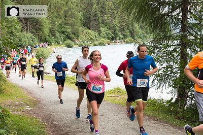 Engadine Summer Run 2016