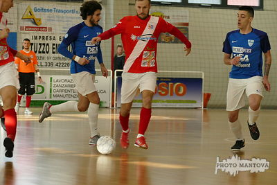 ***Photo Live*** Calcio a 5 - Serie A2 | Mantova C5 - Carré Chiuppano | Palalù, 02.03.2019 | Foto High Res