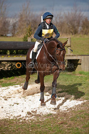 Rosalind Canter and Emill, Oasby Horse Trials 2011