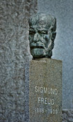 Memorial to Sigmund Freud