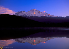 Sunrise on Mt. Shasta #3