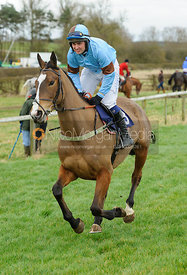 EN PASSE - Race 2 - PPORA Members - The Cottesmore Point-to-point 26/2