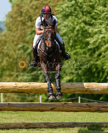 Kevin McNab and BROOKFIELD QUALITY, Fairfax & Favor Rockingham Horse Trials 2018