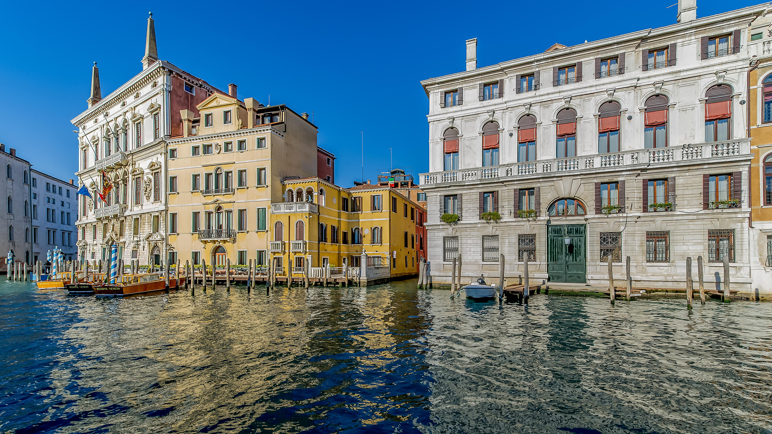 Palazzo Balbi on the Grand Canal, Venice