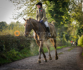 Mary Bell - The Cottesmore Hunt at Tilton on the Hill, 9-11-13
