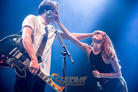July Talk in concert in Bournemouth