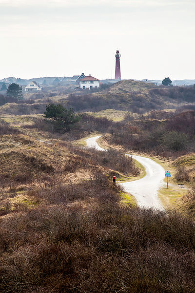 Lighthouse on Schiermonnikoog