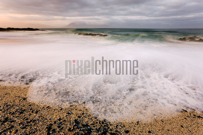 Incoming Tide Bloubergstrand Cape Town Western Cape South Africa
