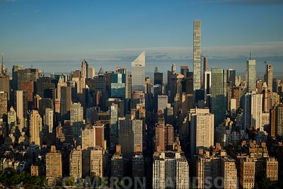 Aerial New York City