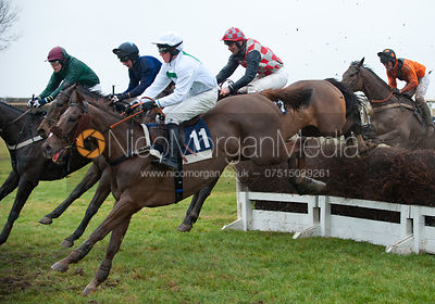 Race 6 Restricted - Cottesmore Hunt Point to Point, Garthorpe 4/3/12