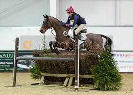 Katie Bleloch and Bulano - Novice Class - Baileys JAS National Championships 2014