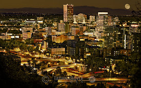 Portland downtown | USA