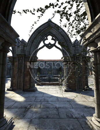 cg-002-fantasy-courtyard-background-stock-photography-neostock-002