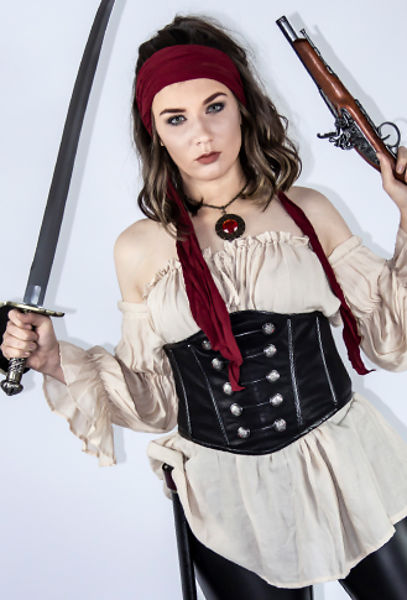 JESSI: PIRATE LASS