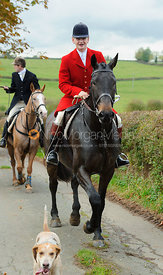 Quorn Hunt Opening Meet
