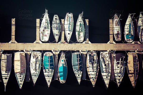Yachts at Rest