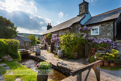 BP6430 - Rugglestone Inn, Widecombe In The Moor, Dartmoor
