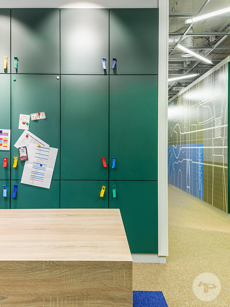 Mac Donald's France Office by Uxus Design, Guyancourt, France