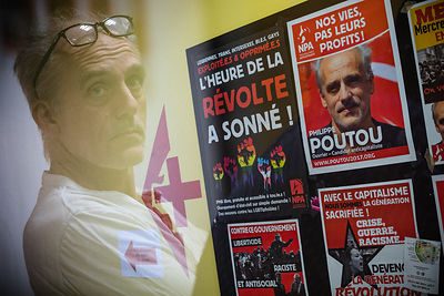 Meeting de Philippe Poutou