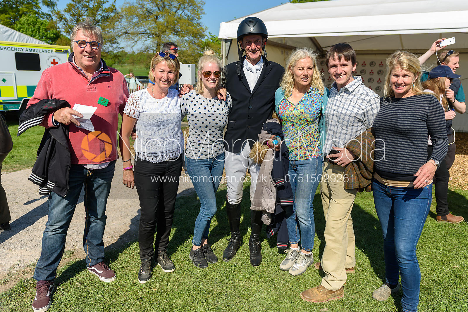 Team Todd - Showjumping - Mitsubishi Motors Badminton Horse Trials 2017