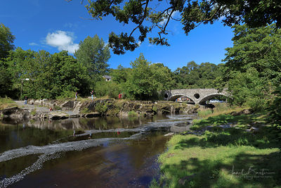 River Teifi at Cenarth