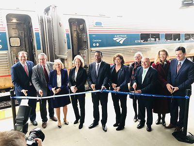 Norfolk Amtrak Announcement 03.04.19