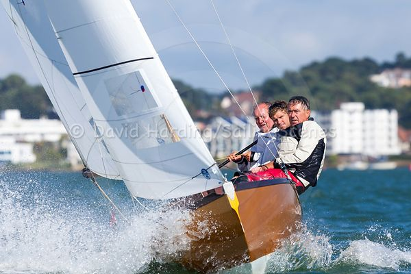 SAILING SCENES ON ADIDAS POOLE WEEK: DAY 2