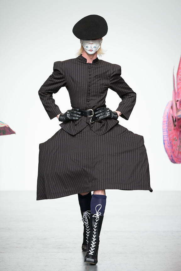 London Fashion Week Mens - Charles Jeffrey Loverboy