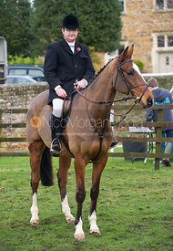 Frazer Houston - The Cottesmore Hunt at Tilton on the Hill 10/11/12