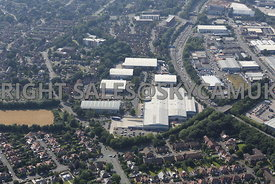 Sharston Green Business Park Sharston Manchester