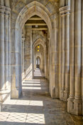 National Cathedral Hallway- Washington, DC