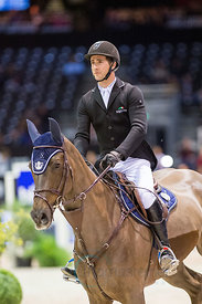 Bordeaux, France, 2.2.2018, Sport, Reitsport, Mercedes-Benz CSI Zurich - Prix FOIRE INTERNATIONALE DE BORDEAUX. Bild zeigt Wa...