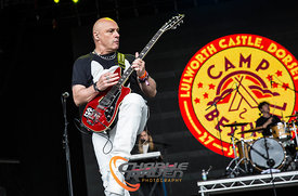 Right Said Fred at Camp Bestival 2017