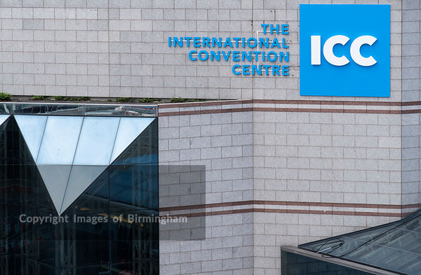 The International Convention Centre ICC Birmingham