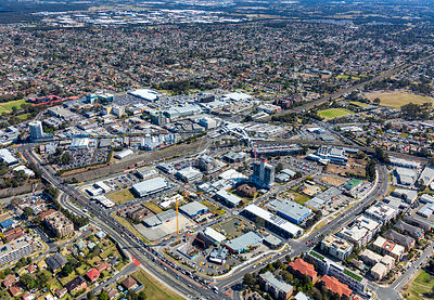 Blacktown Wide Shot
